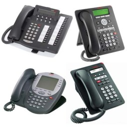 Digital Telephones (1400, 2400, 4400, 5400, 6400 & 9500)